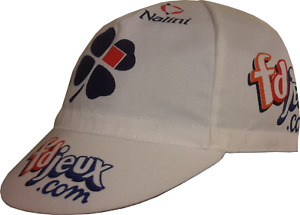 Retro Fd Jeux Nalini Pro Cycling Team cap fast shipping