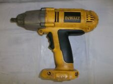 "DEWALT DW059 18V ½"" DRIVE HEAVY DUTY CORDLESS IMPACT WRENCH for KIT / BATTERY"