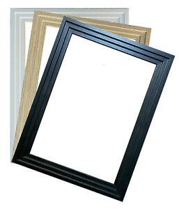 Picture Frame Photo Frames Poster Frame Black Oak White A1 A2 A3 A4 A5 10x8