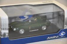 SOLIDO 4303000 - JAGUAR TYPE D 1952 VERT ANGLAIS 1/43