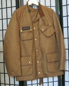 BARBOUR International Quilted Jacket Herren Steppjacke Gr. L