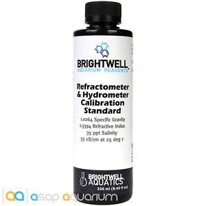 Brightwell Aquatics Refractometer Calibration Solution 250mL