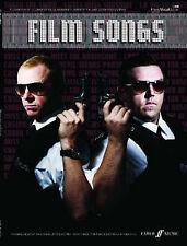 Contemporary Film Songs  - Piano Vocal Guitar Various