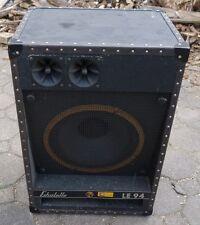 große Lautsprecherbox Lautsprecher Echolette LE 94 LE94