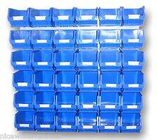 PLASTIC STORAGE BIN SET LINBINS LIN BIN BIG BLUE  BK21