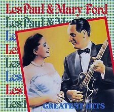 LES PAUL & MARY FORD : GREATEST HITS / CD (CEDE INTERNATIONAL CD 66093)