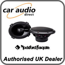 "Rockford Fosgate T1693 6""x9"" 3-Way Full-Range Speaker 200W"