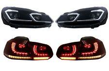 LED Scheinwerfer für VW Golf 6 VI 08-13 Rückleuchten Facelift G7.5 Dynamic LHD