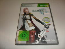 Xbox 360 Final Fantasy XIII [software pirámide]
