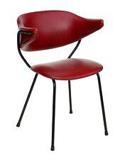 1950s by Gastone Rinaldi for RIMA Midcentury Italian Design Chair