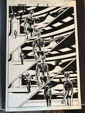 Alex Ross Marvel Earth X Original Art X-51 Machine Man Issue 8, Page 6