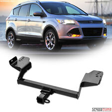Class 3/Iii Trailer Hitch Receiver Rear Tube Towing Kit Fit 13-16 17 Ford Escape