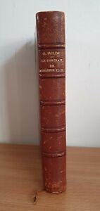 Oscar Wilde Portrait de monsieur W.H. Fantome Canterville Edition originale 1906