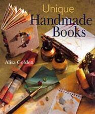 new Unique Handmade Books Alisa Golden creative handcrafted book craft art