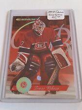1997-98 Donruss Rated Rookies #1 Tomas Vokoun : Montreal Canadiens