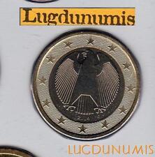 Allemagne 2004 1 Euro F Stuttgart BU FDC provenant coffret 106000 exemplaires