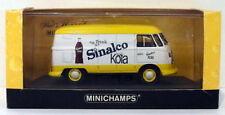 Véhicules miniatures jaunes MINICHAMPS VW