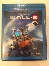 Wall-E (Blu-ray Disc, 2-Disc Set, Widescreen) Pixar animation disney