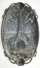 ANCIEN CENDRIER TOUR EIFFEL EN ETAIN PARIS OLD ASHTRAY EIFFEL TOWER ASCHENBECHER