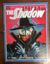 THE SHADOW Marvel Graphic Novel Denny O'Neil Kaluta Russ Heath 1988