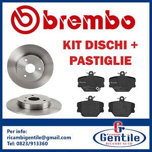 Set Brembo Discos Zapatos Delanteros Inteligente City - Coupe (450) 0.6 40KW