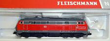 """Fleischmann N 723611 Diesellok BR 218 SyltShuttle DB AG """"Neuheit 2017"""" NEU + OVP"""