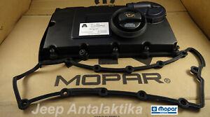 Engine Cylinder Head Cover Jeep Compass MK 2.0TD 07-09 68001294AB New OEM Mopar