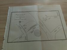 1897 Chicago River Channel Throop St Bridge Cologne Street Illinois Diagram Map