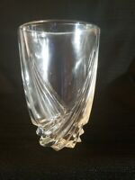 Pretty  Marquis Waterford Crystal Vase 4.5""