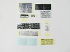 Aufklebersatz Rahmenaufkleber - Sticker Cover Frame Honda VFR 750 F