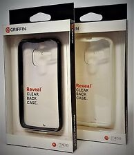 Griffin Reveal Protective Clear Case for Motorola Moto X 1st Gen