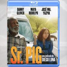 Sr. Pig Una Pelicula De Diego Luna Blu-ray Región A, B, C