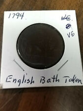 Coin - Europe - Uk(Great Britain) - Other Uk Coins - 1794 - English Bath Token