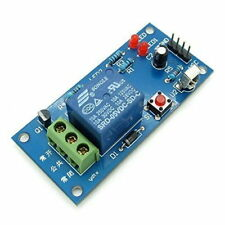 5V 1 Channel Infrared Remote Control Relay Module Learning IR Switch NEW UK