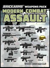 Brickarms NEW Modern Combat Assault Pack 2017