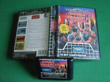 SEGA MEGADRIVE DOUBLE DRAGON 3 The Arcade Game III Boxed PAL