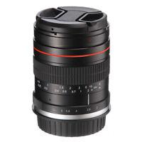 35mm F2.0 Manual Focus Prime Lens for Canon 7D 6D 5D IV III II 5DsR 80D 60D 70D