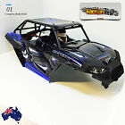 WLtoys 10428 1/10 Scale RC Car Crawler Complete Body Shell