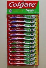 12x COLGATE Toothbrush Medium Extra Clean Premier Clean VALUE PACK