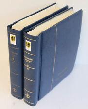 Bundesrepublik 1960 bis 1994 postfrisch komplett in 2 Leuchtturm Alben 2.300 EUR