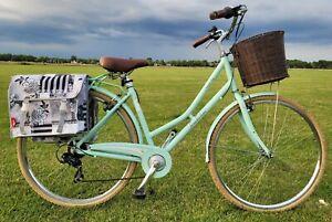 Victoria Pendleton Somerby ladies Bike in Mint Green 19in Frame / 27.5in Wheels