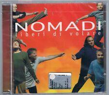 I NOMADI LIBERI DI VOLARE CD SIGILLATO!!!