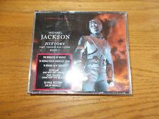 MICHAEL JACKSON CD HISTORY BOOK 1