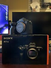 Sony Alpha a7S III (Body and accessaries) w/ original box *MINT*
