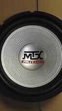 "12"" MTX AUDIO REPLACEMENT SUBWOOFER SPEAKER 200 WATT 4OHM TP112 HOME AUDIO"
