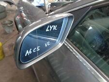 Audi A6 C5 4B 2,5TDI 00-05 Elektr. Aussenspiegel Vorne Links Achatgraumet LY7L