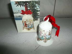 Hutschenreuther Weihnachtsglocke 1983