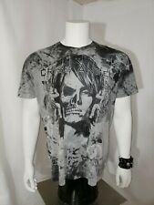 Vintage Affliction Signature Series Criss Angel T-shirt / X L Mens