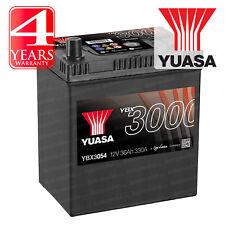 Yuasa Car Battery Calcium Black Case 12V 330CCA 36Ah T1/T3 For Chevrolet Matiz 1