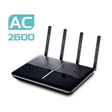 tp-link AC2600 Wireless Gigabit VDSL/ADSL Modem Router Annex A Plug-Type F (EU)